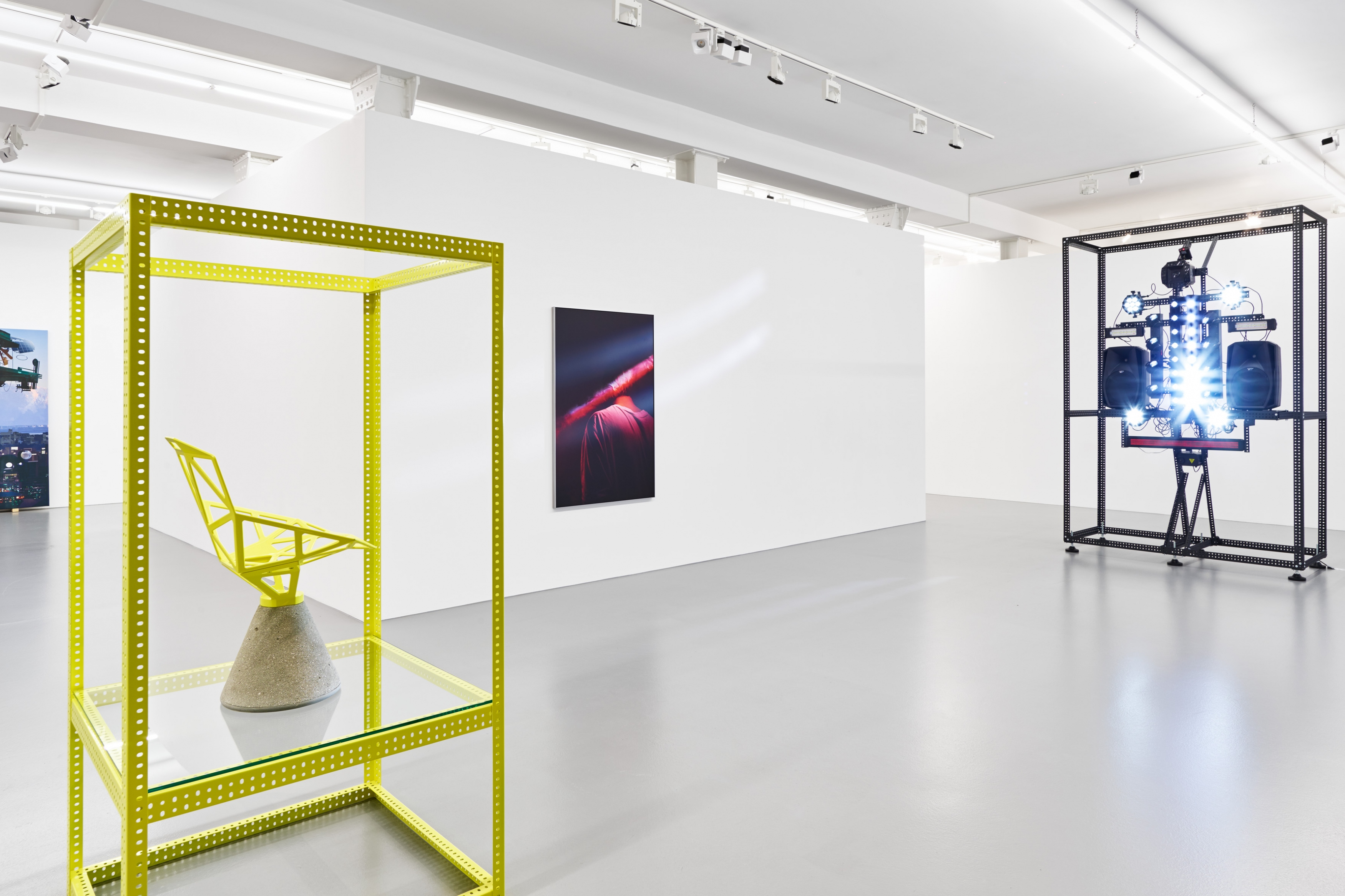 Konstantin Grcic Shows Play Time At Max Hetzler Gallery
