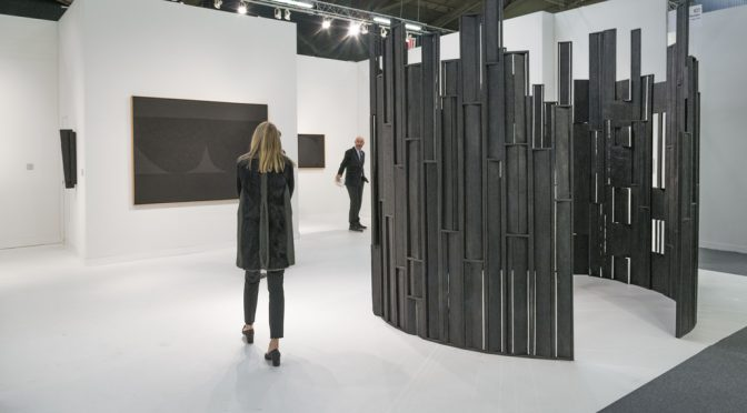 THE ARMORY SHOW NEW YORK AT 25 – FOCUS, LIVE & PLATFORM