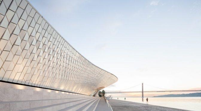 LISBON'S NEW MAAT DESIGN MUSEUM BY AMANDA LEVETE