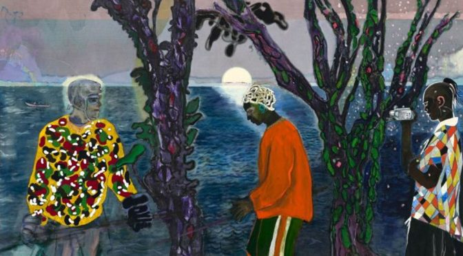 PETER DOIG  – NEW PAINTINGS AT MICHAEL WERNER GALLERY LONDON