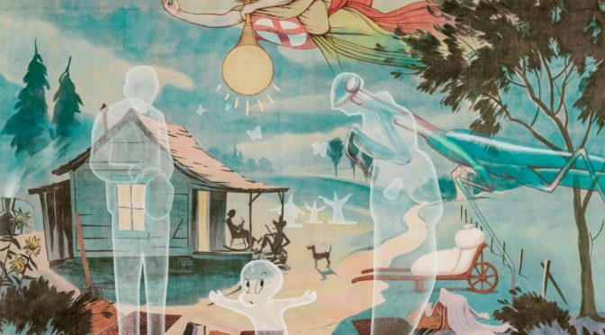 NEW JIM SHAW WORKS AT SIMON LEE GALLERY HONG KONG