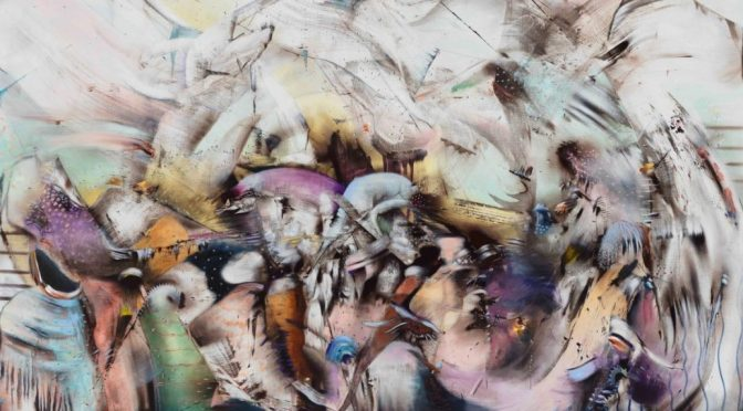 """THE WORLD UPSIDE DOWN"" _ BY ALI BANISADR"