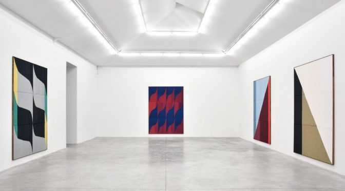 """BANKS/BARS"" BRENT WADDEN AT ALMINE RECH GALLERY"