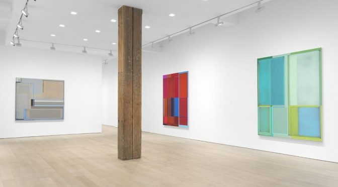 PATRICK WILSON - NEW WORKS AT MILES MCENERY GALLERY NY