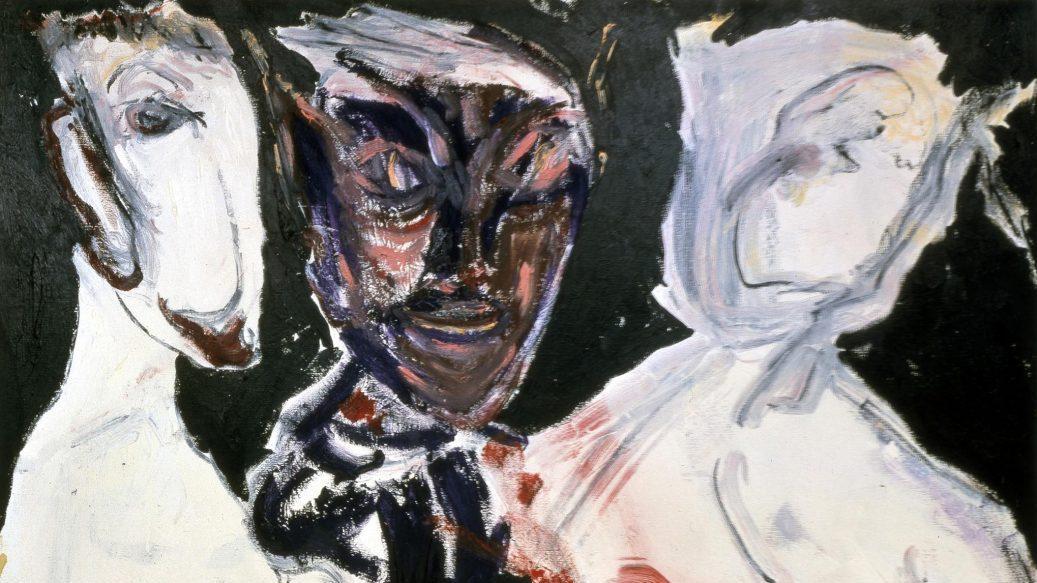 blackqube magazine featuring don van vliet werner gallery