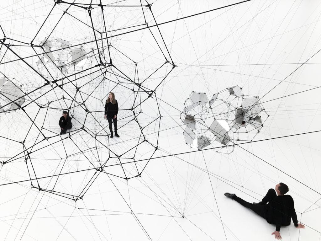 blackqube magazine featuring thomas saraceno top museum shows 2020