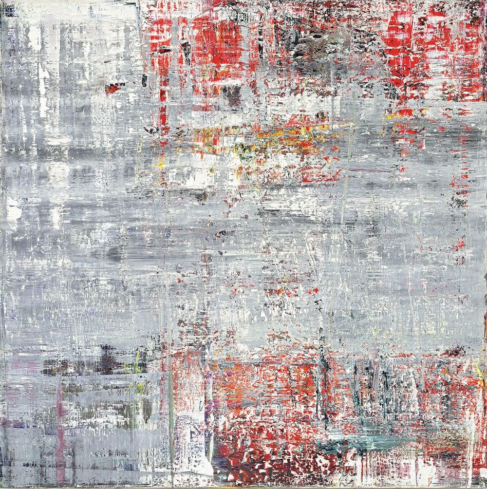 blackqube magazine featuring gerhard richter painting after all