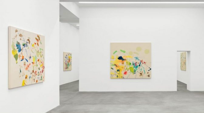 SUE WILLIAMS AT EVA PRESENHUBER GALLERY ZURICH