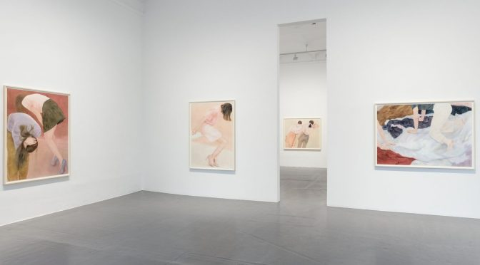 """LAW OF FALLING BODIES"" MARIA NORDIN AT MAGNUS KARLSSON"