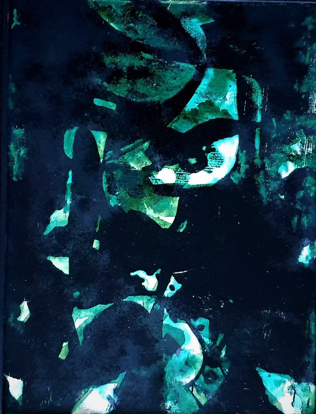 artist mani nejad featured in blackqube magazine